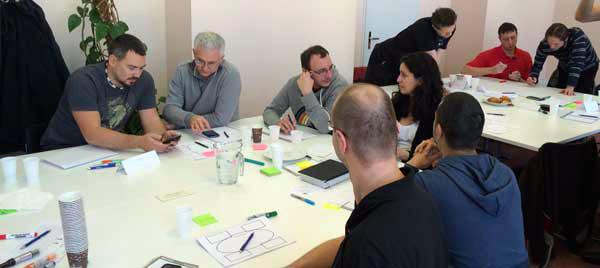 Agile Leadership class by Zuzana Sochova