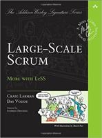 Large-Scale Scrum book