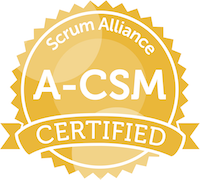 A-CSM Advanced Certified ScrumMaster